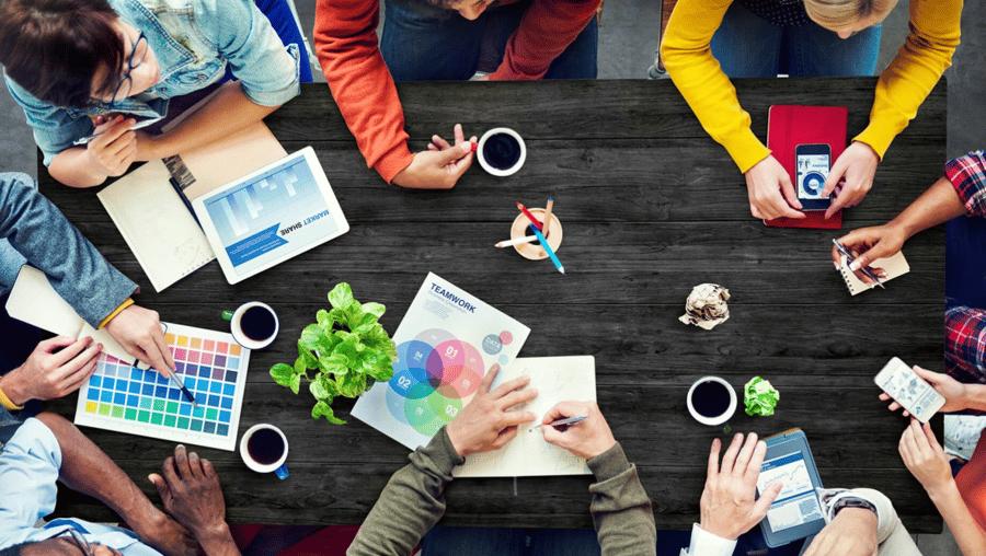 Cómo crear un buen flujo de trabajo para el equipo de diseño