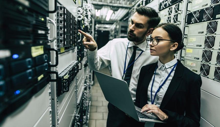 Ciberseguridad en la gestión del trabajo colaborativo