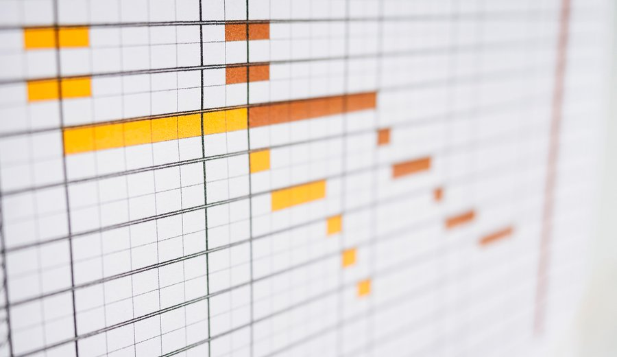Как пользоваться диаграммой Ганта, чтобы избежать пяти ошибок в управлении проектами