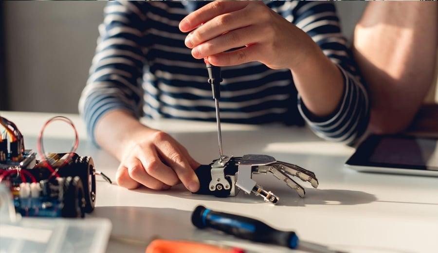 La clé d'une automatisation parfaite sont les gens imparfaits