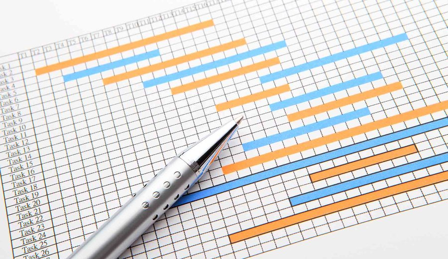 How to Use a Single Gantt Chart for Multiple Projects