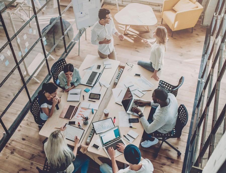 Wrike Happiness Index 2018 : les salariés français, champions du travail collaboratif