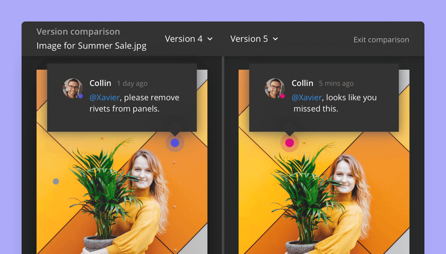 More Tools for Marketers to Love: Introducing Side-by-Side Comparison & Wrike Publish for Bynder