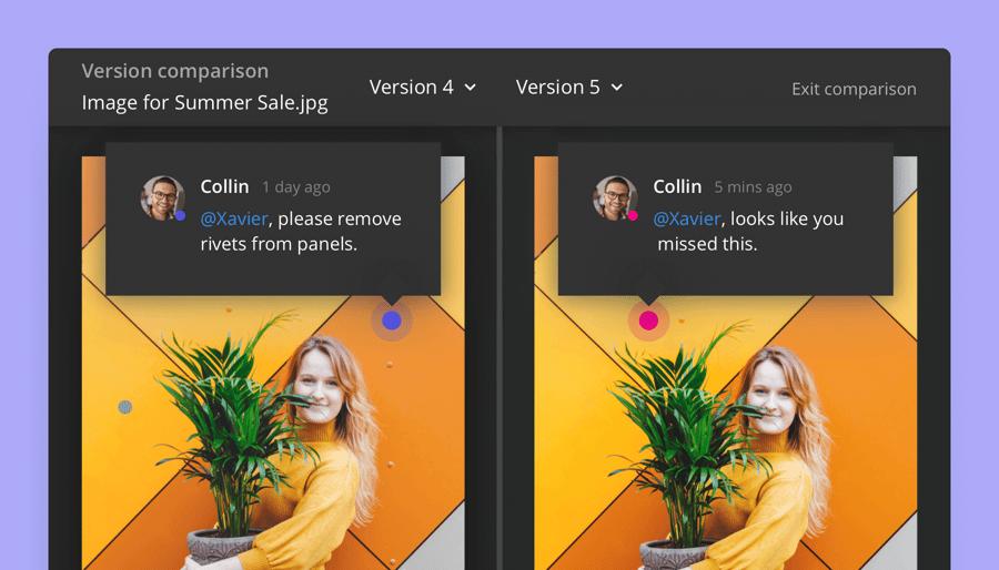 Новые инструменты для маркетологов: функция наглядного сравнения и Wrike Publish для Bynder