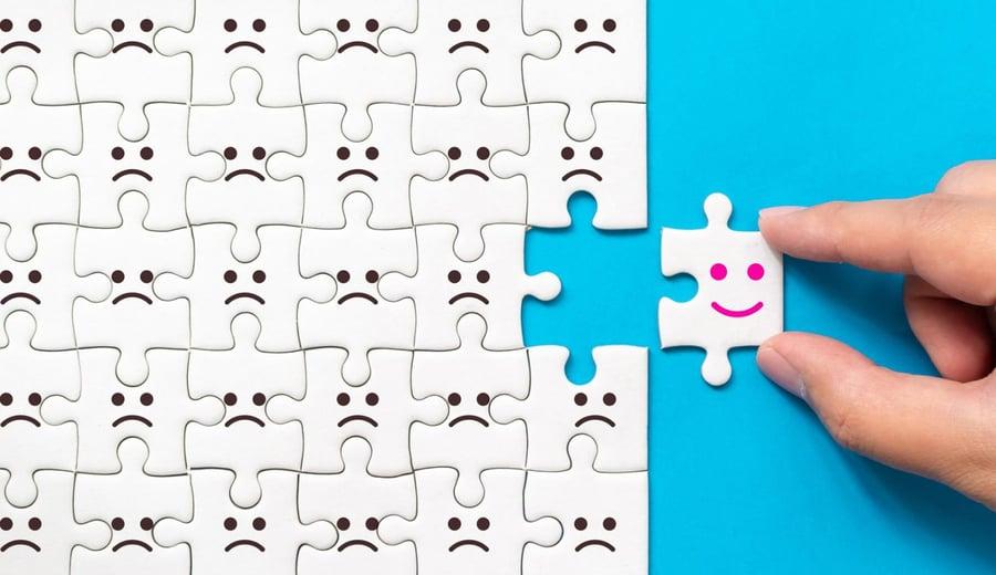 Die geheime Zutat, die es für Kundenzufriedenheit braucht