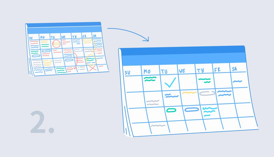 Тайм-менеджмент: планирование активностей (часть 2 из 3)
