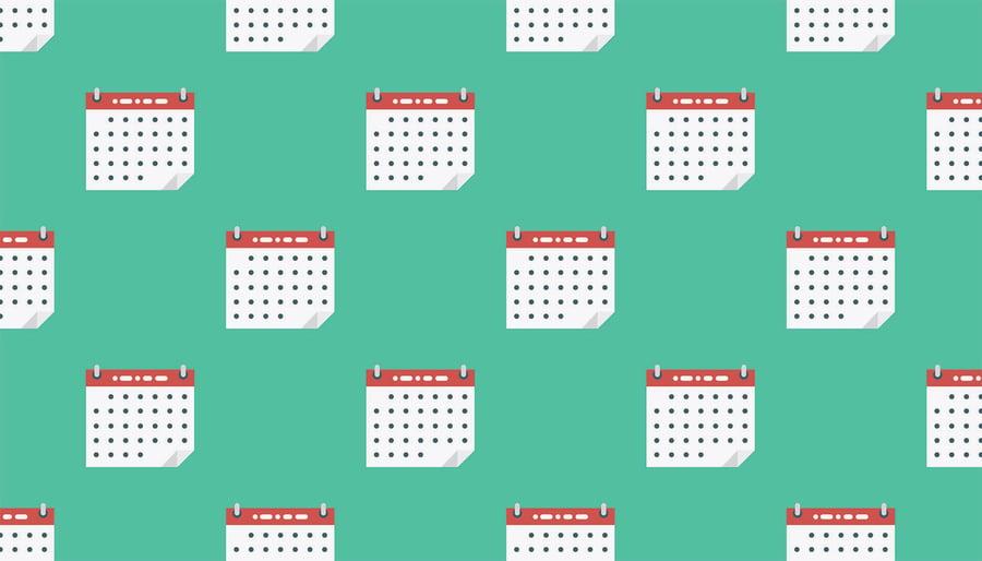Wann verwendet man einen Projektkalender oder ein Gantt-Diagramm?
