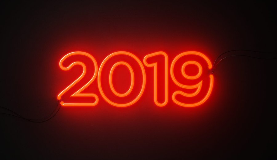 2019: Ein Rückblick