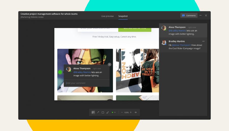 Besserer HTML-Content in kürzerer Zeit mit Wrike Proof
