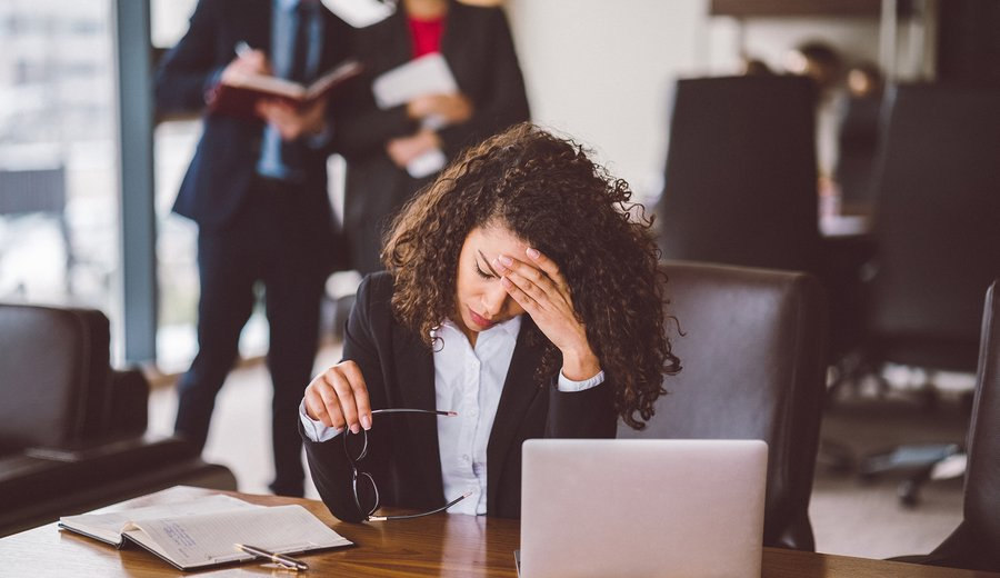 Cómo lidiar con la ansiedad en el trabajo