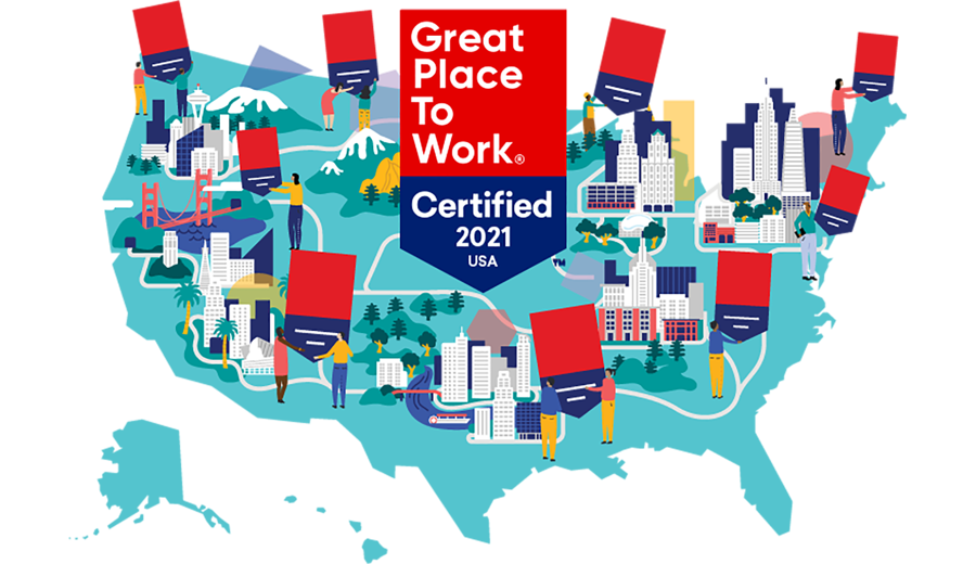Wrike Joins the Top 25 Great Places To Work