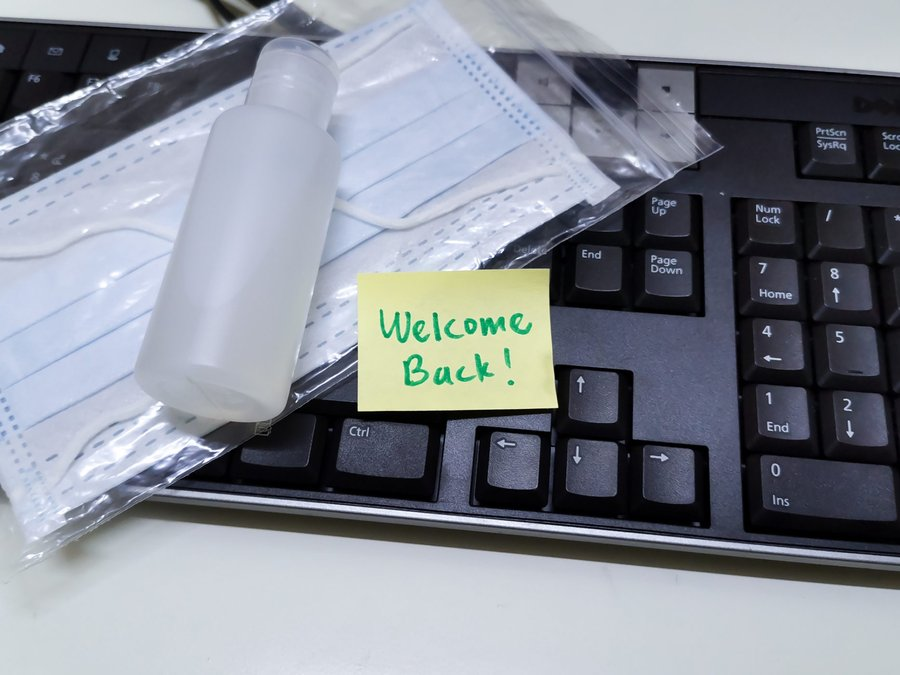 5 Steps To Soft Launch Your Team's Return to the Office