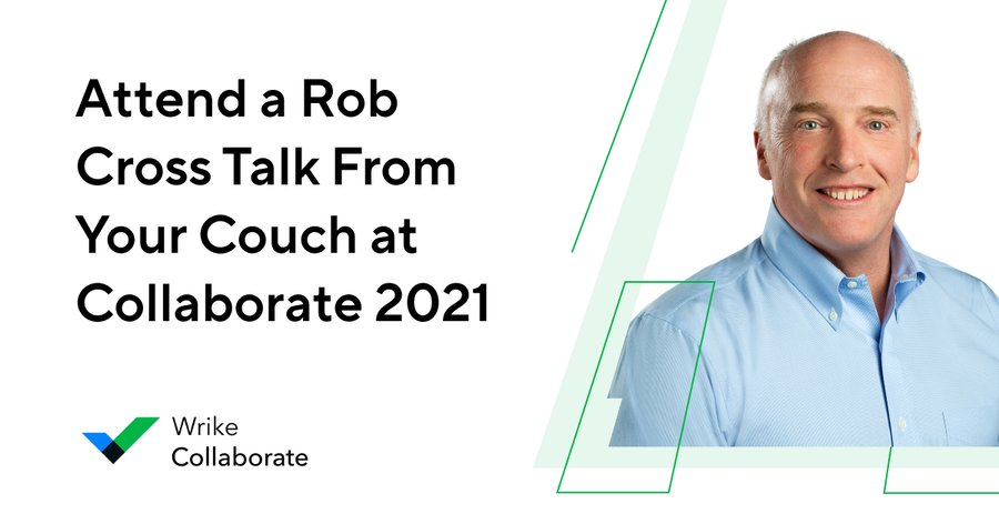Learn From Leadership Professor Rob Cross at Collaborate 2021