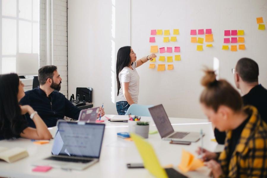 Understanding the 4 P's of Positive Leadership