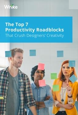The Top 7 Productivity Roadblocks of Designers (in inglese)