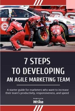 7 Etapas para desenvolver uma equipe de marketing ágil