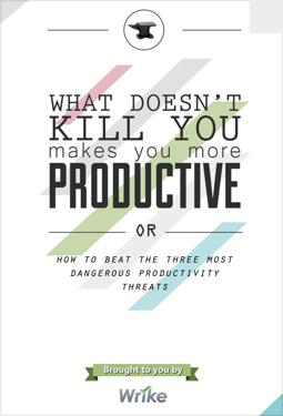O que não o mata o torna mais produtivo
