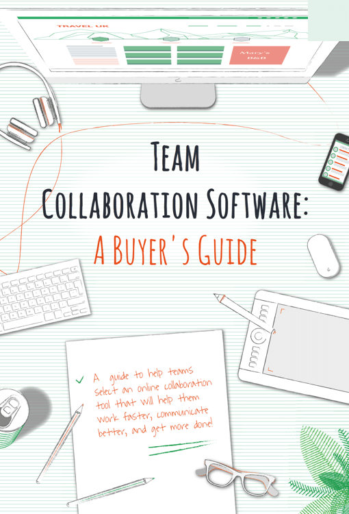 Collaboration Software for Marketing Teams: A Buyer's Guide
