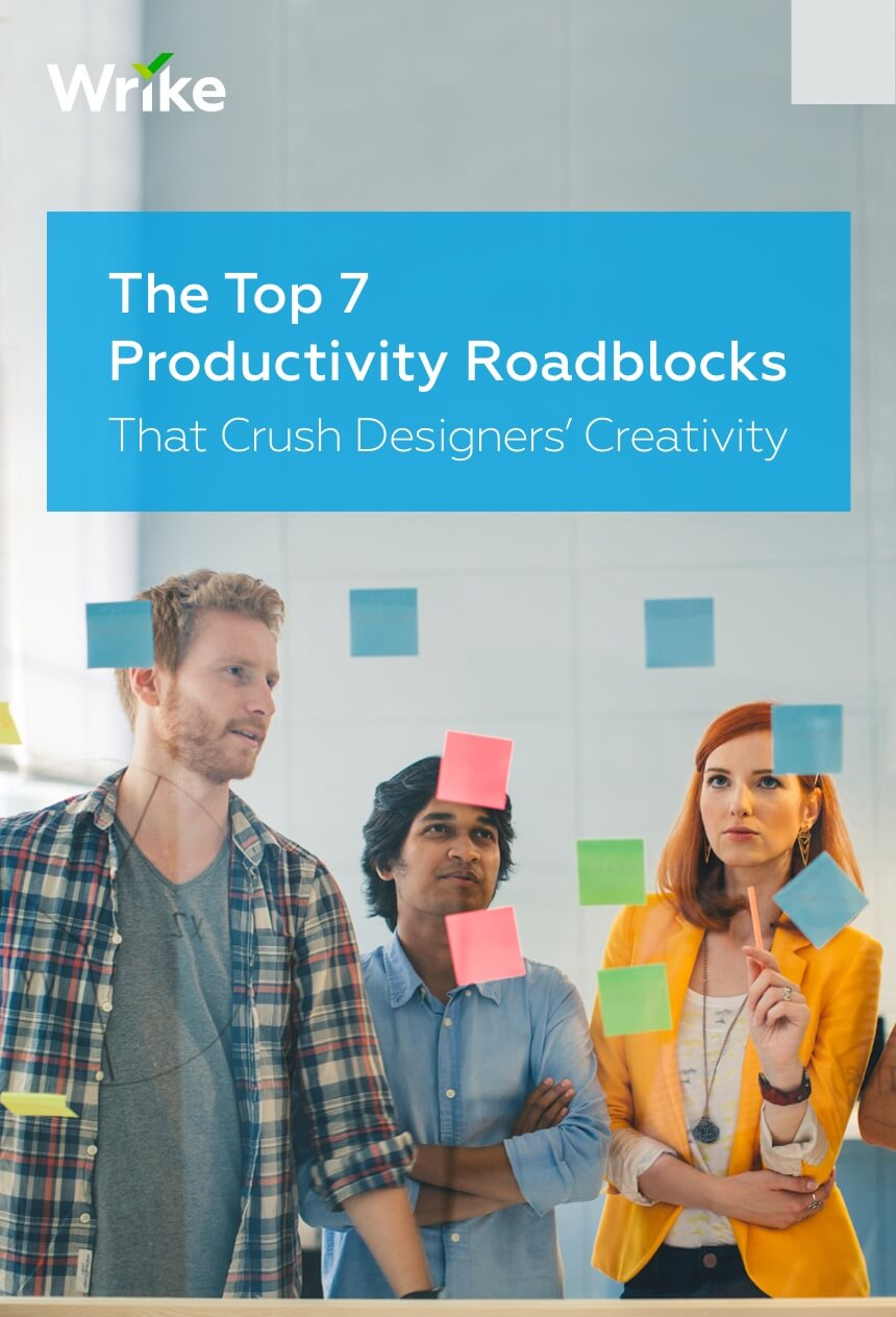 The Top 7 Productivity Roadblocks of Designers