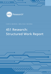 451 Research: Structured Work is The Key to Employee Productivity