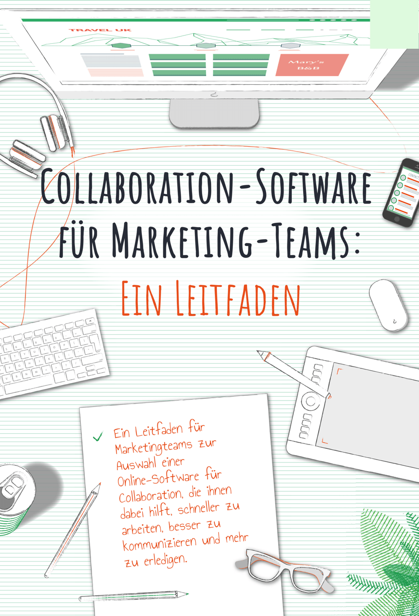 Collaboration-Software für Marketing-Teams: Ein Leitfaden