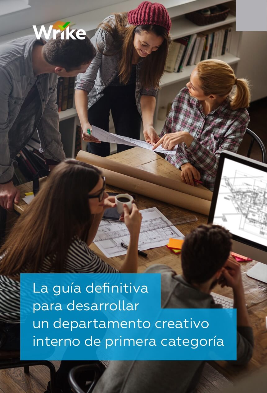 La guía definitiva para desarrollar un departamento creativo interno de primeracategoría