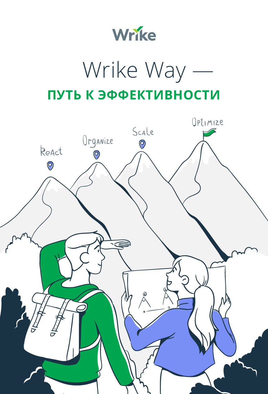 Wrike Way — путь кэффективности