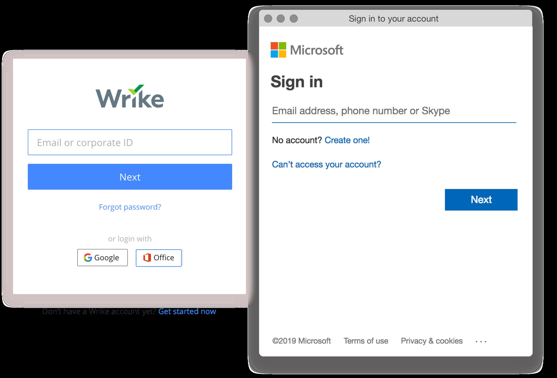 Microsoft Integrations
