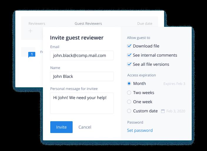 Improve client collaboration
