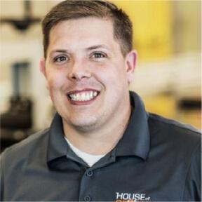 Chad Svedin, Project Manager