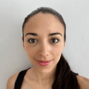 Andrea Flores, directora comercial
