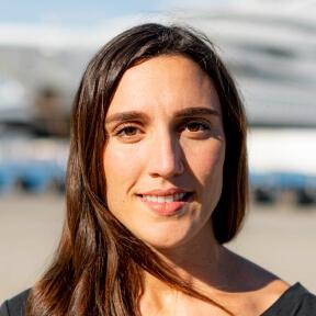 Soraya Jung, Process Manager, MB92 La Ciotat