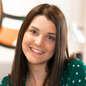 Anastasia Detinkina, Delivery Operations Manager