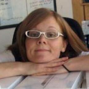 Katy Scott, Digital Learning Manager