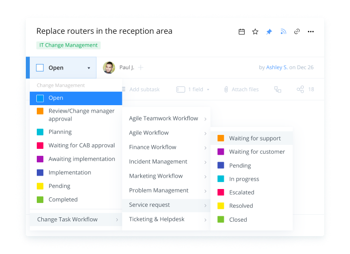 Automate every workflow