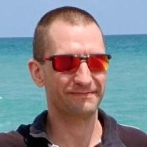 Justin Buser, IT Director