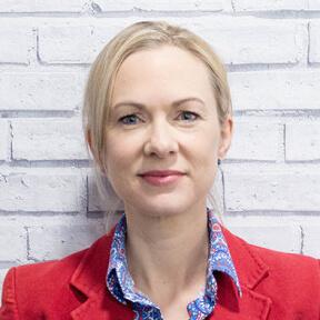 Helene Lanssens, Director of Product Management