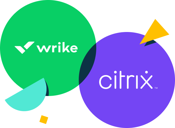 Build More Business With Wrike + Citrix