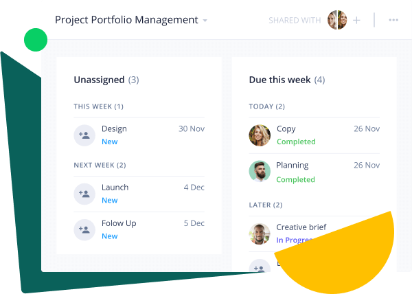 Track Progress in Real-Time With Project Dashboards