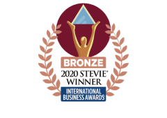 Most Valuable Corporate Response — Bronze Stevie Winner