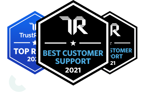 Top Rated Award for Project Management / Project Portfolio Management