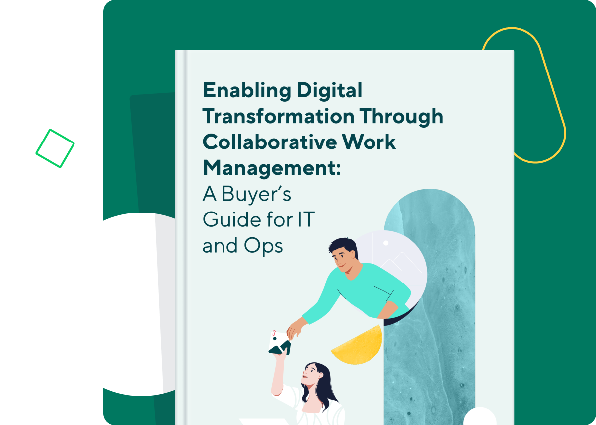 The Digital Transformation Guide for IT and Ops Teams
