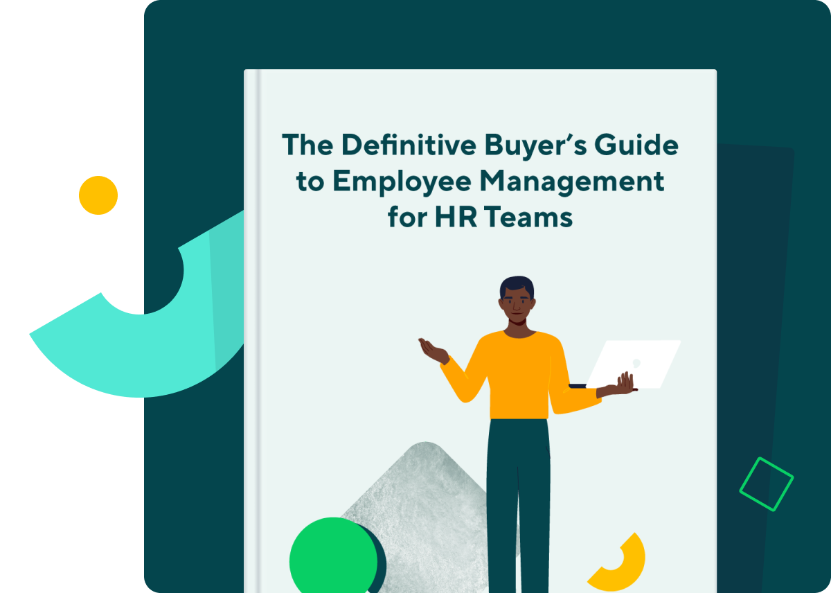 The Buyer's Guide to Employee Management for HRTeams