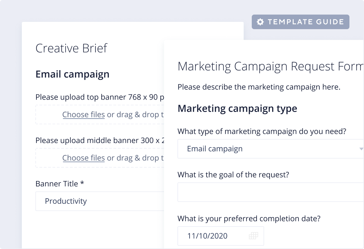 Marketing Operations Management Template