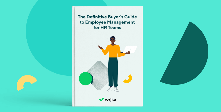 The Buyer's Guide to Employee Management for HR Teams
